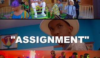 VIDEO AND AUDIO: DJ Consequence Ft. Olamide – Assignment