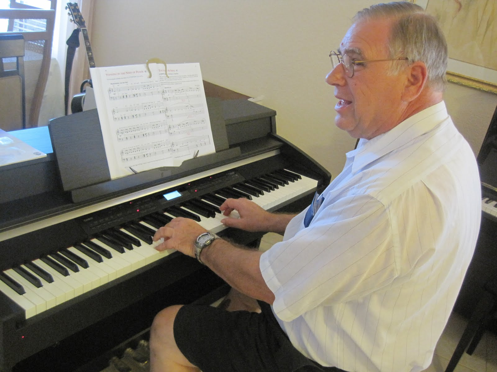 SENIOR PEOPLE should PLAY MUSIC for Wellness of Mind, Body, & Soul!