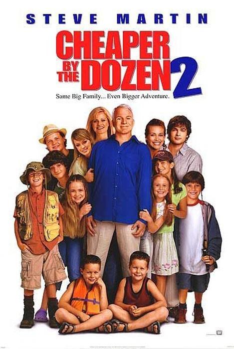 Cheaper By The Dozen 2 2005 Full Movie Watch in HD Online ...