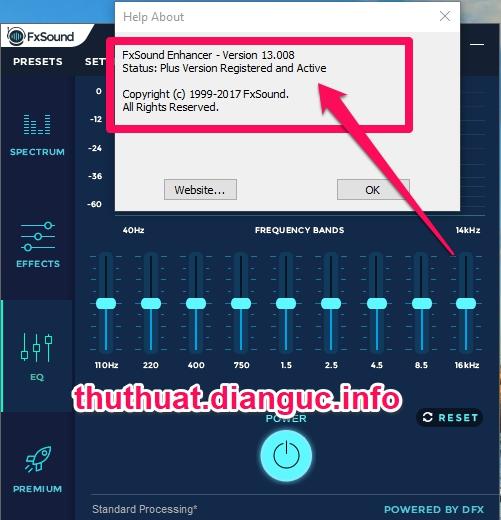 Download DFX Audio Enhancer 13.008 Full crack
