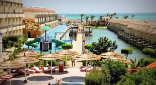 فندق بانوراما اكوابارك الغردقة