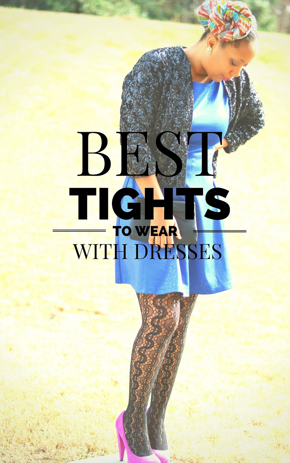 best tights to wear with dresses