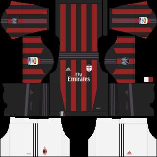 Ac milan kit fts 15 soccer - Italian Guide