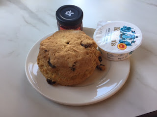 Shugborough scone