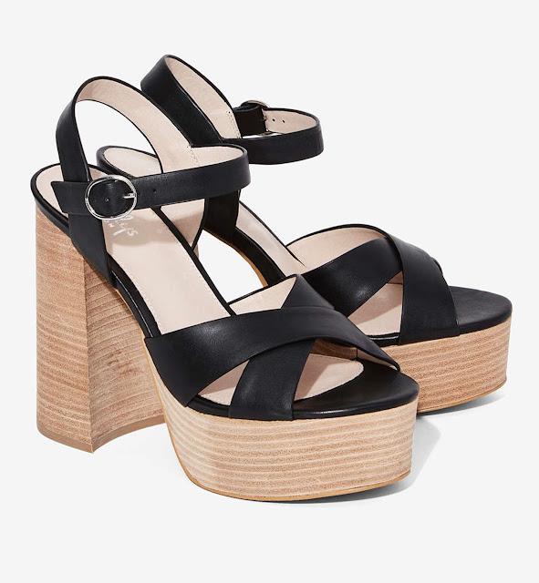 zapatos de plataforma para mujeres altas