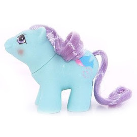 MLP Puddles Year Six Newborn Twin Ponies II G1 Pony