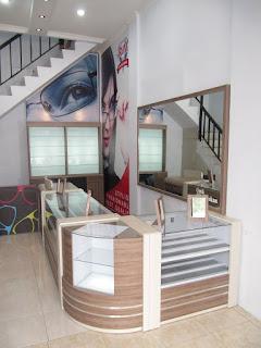 interior toko