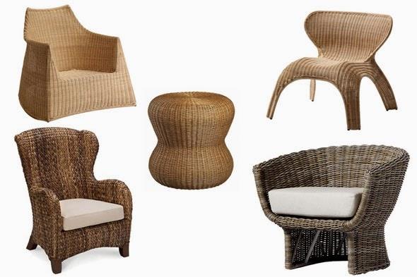 fauteuil osier fauteuil main. Black Bedroom Furniture Sets. Home Design Ideas