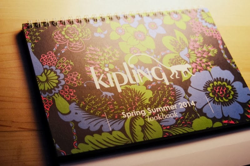 kipling spring summer look book