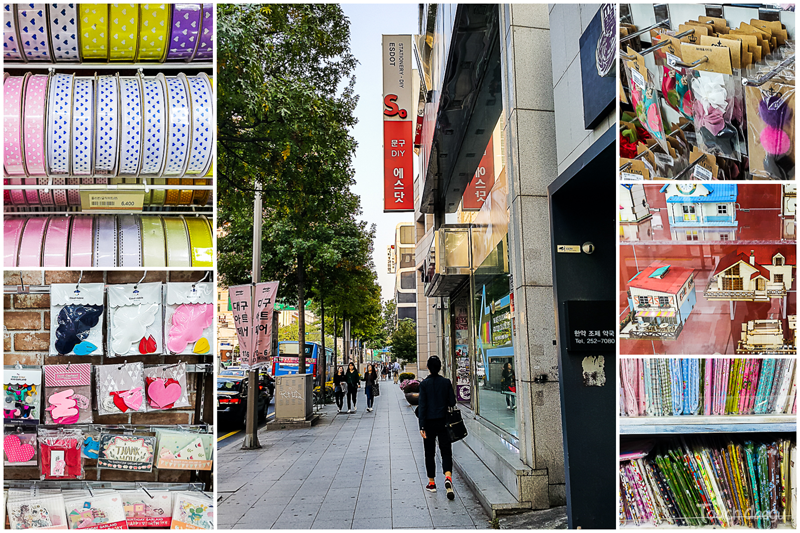 5 Places To Find Fabric Craft And Art Supplies In Daegu