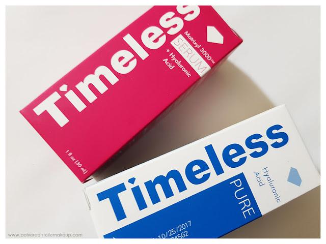 Prodotti anti-age Timeless Skincare