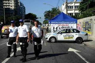 Operação contra uso de álcool por motoristas será feita em todo o país
