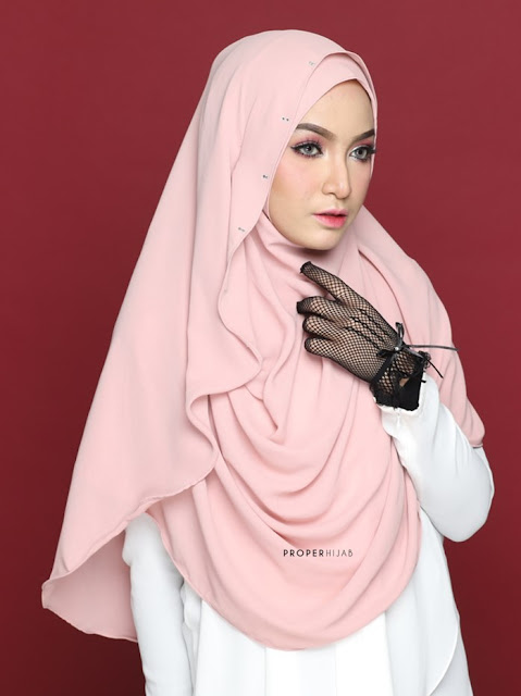 LAURA EXCLUSIVE INSTANT SHAWL 2 MUKA - SOLD OUT