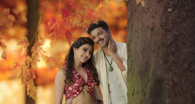 Theri (2016): Chella Kutti Song | Vijay | Samantha