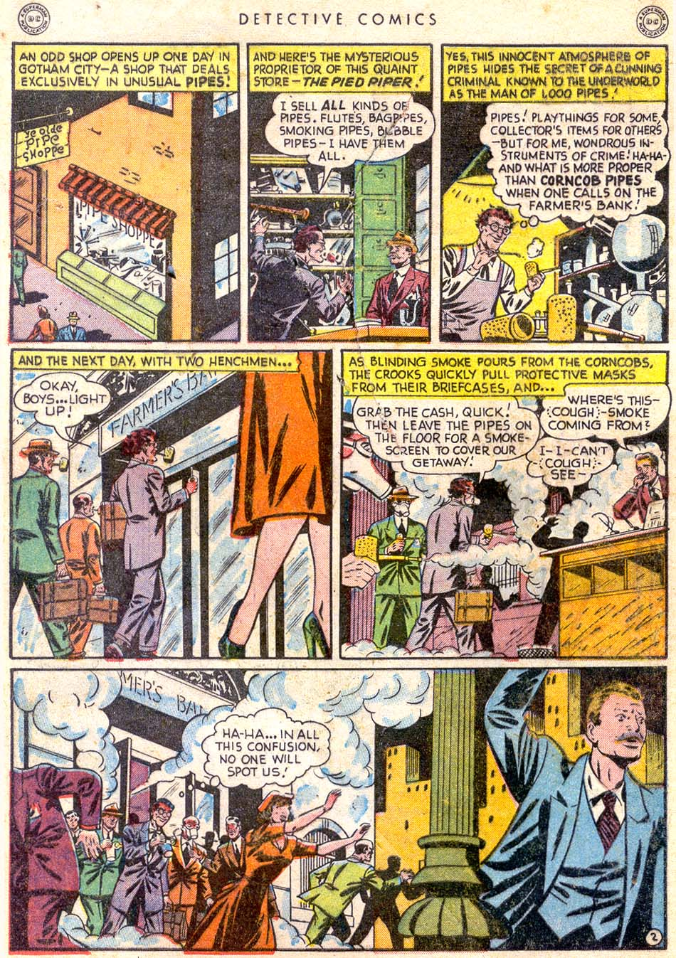 Detective Comics (1937) 143 Page 3