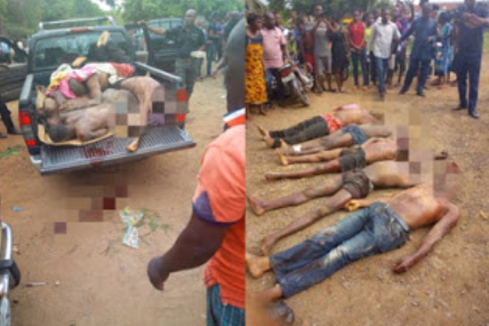 5 kidnappers killed cross river state