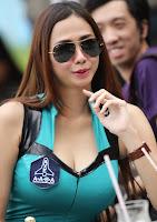 Hot Aura Kasih Dengan Baju Ketat