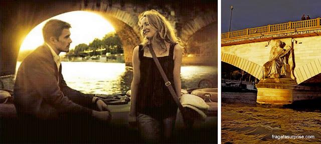 Filmes ambientados em Paris: Antes de Pôr do Sol