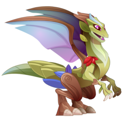 Flora Dragon (Teen)