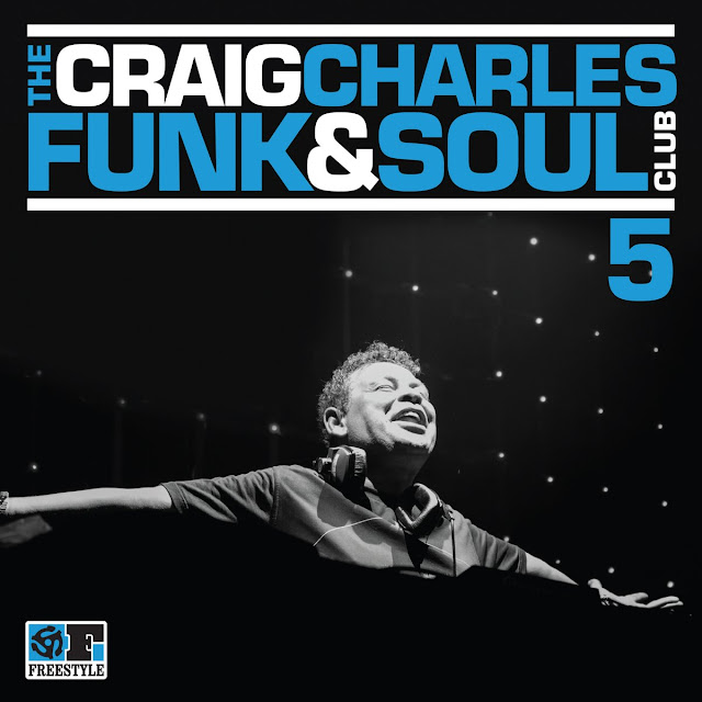 News du jour The Craig Charles Funk & Soul Club, Vol. 5