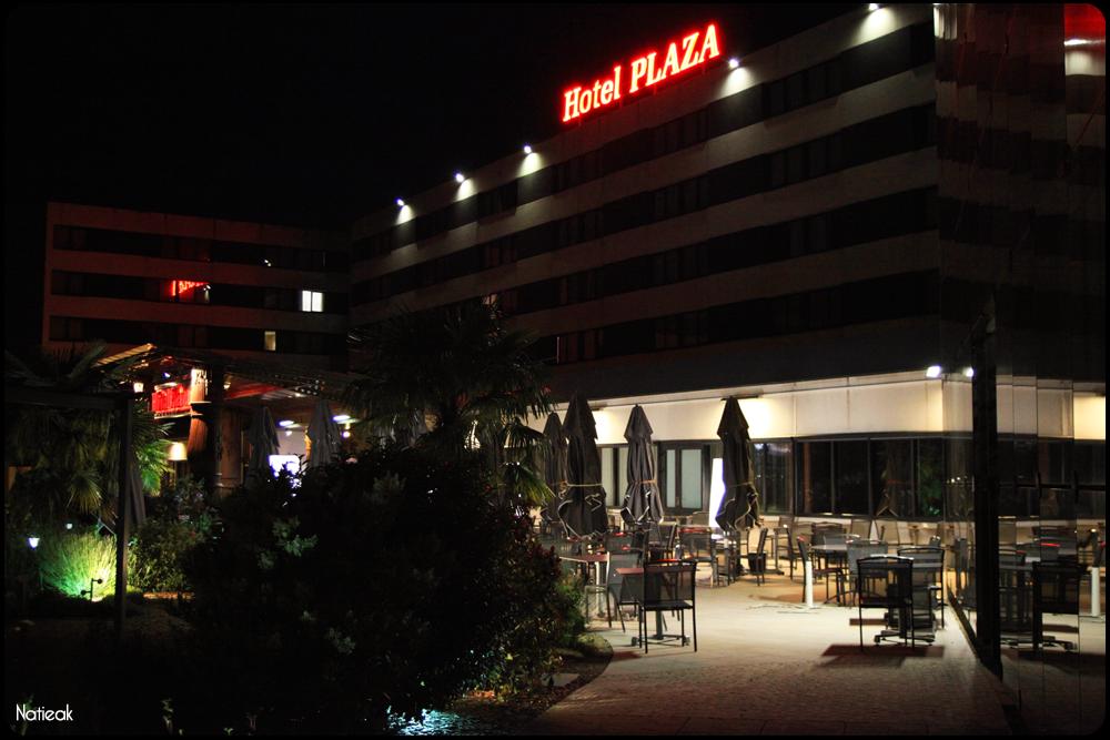 Hôtel Plaza Poitiers