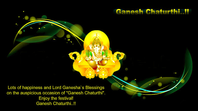 Happy Ganesh Chaturthi 2017