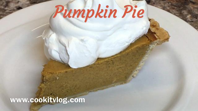 Pumpkin Pie 101 Recipe