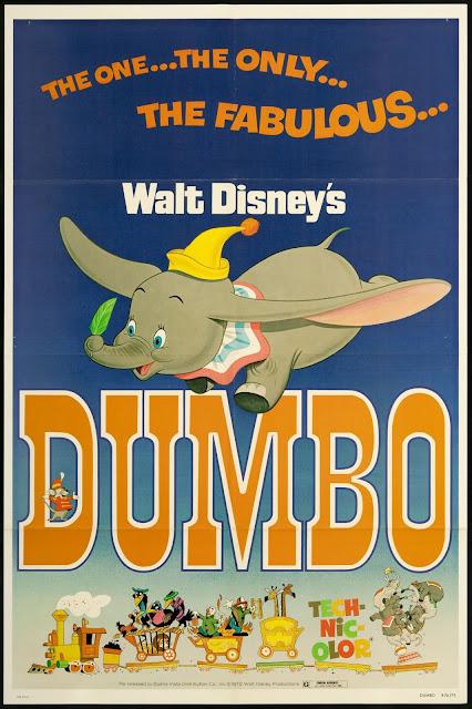 Dumbo (1941) - 1080p - Portada
