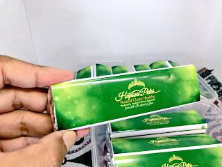 coklat branding