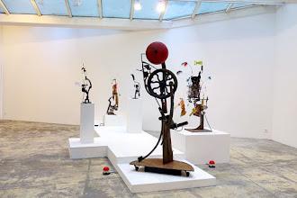 Expo : Jean Tinguely 60's, l'expérimentation libre d'un précurseur du Nouveau réalisme - Galerie Vallois - Jusqu'au 29 octobre 2016