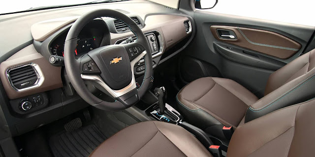 Chevrolet Spin 2020