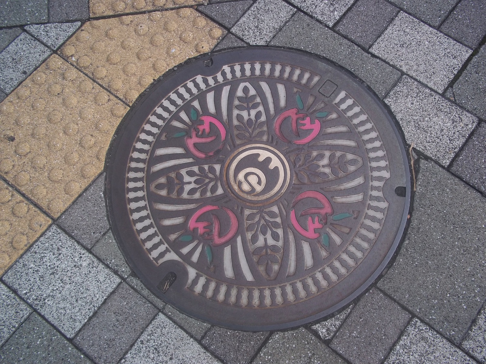 Life In The Land Of Wa Manhole Covers