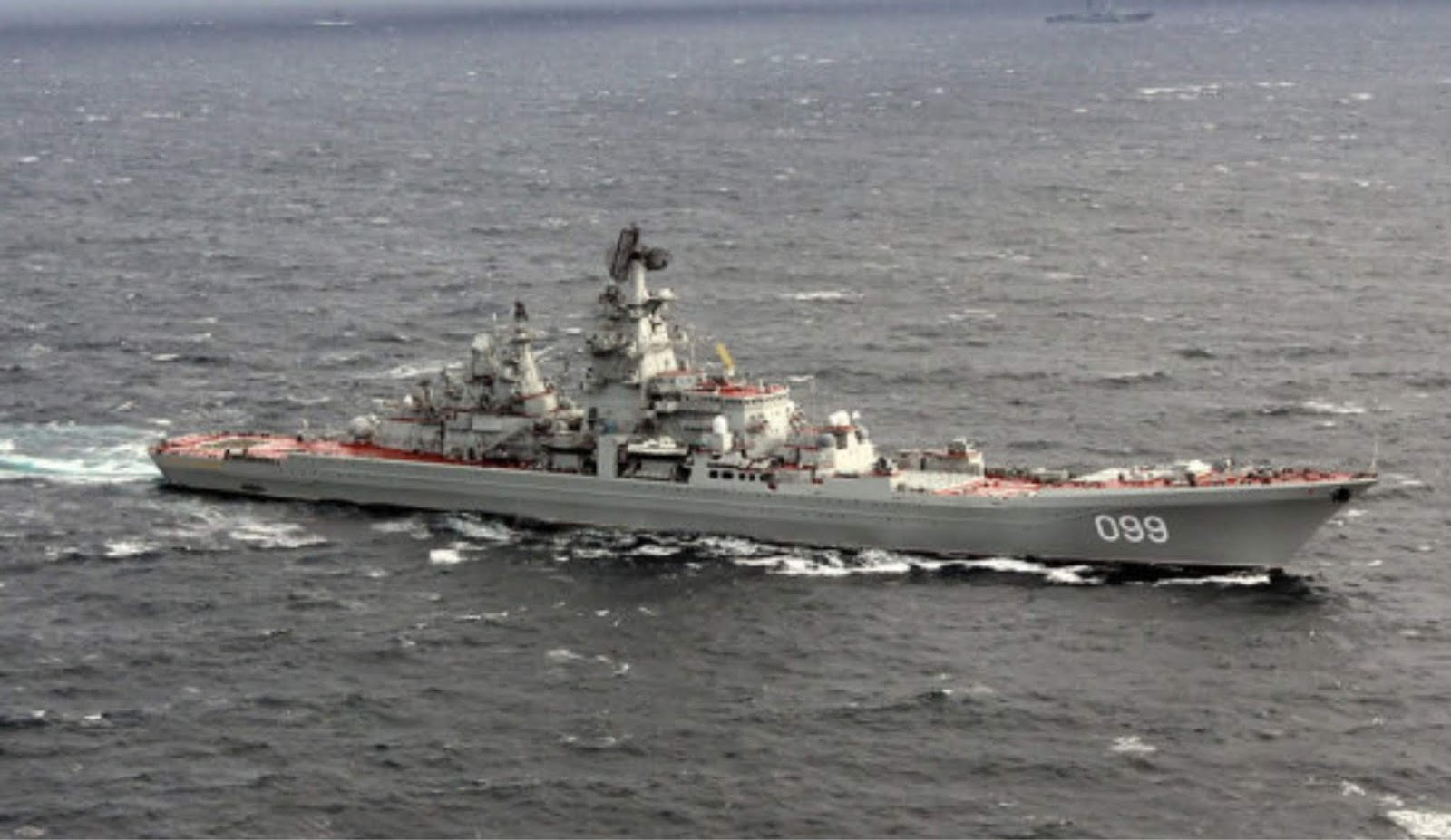 Torpedo rudal RPK-6 Rusia mengesankan ahli Amerika