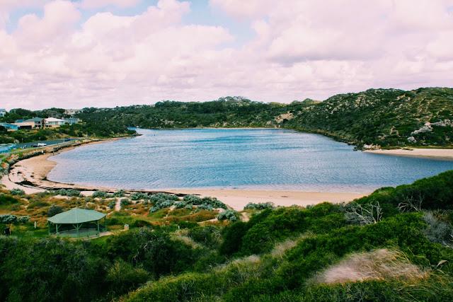 Moore River @ Guilderton, Western Australia 摩尔河口 澳洲 澳大利亞 西澳