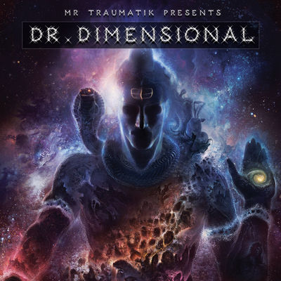Mr Traumatik - Dr Dimensional - Album Download, Itunes Cover, Official Cover, Album CD Cover Art, Tracklist