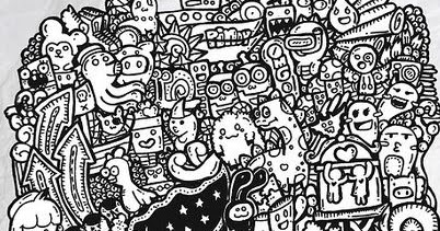A Guide on How To Make A Doodle Art - Oh My Facts