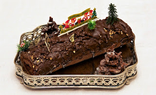 Yule log by Jebulon