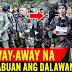 Nag Away-Away Na! ASG At Maute Group Nagkalabuan Sa Plano Ayaw Ng Lumabas Sa Pinagtataguan Sa Takot