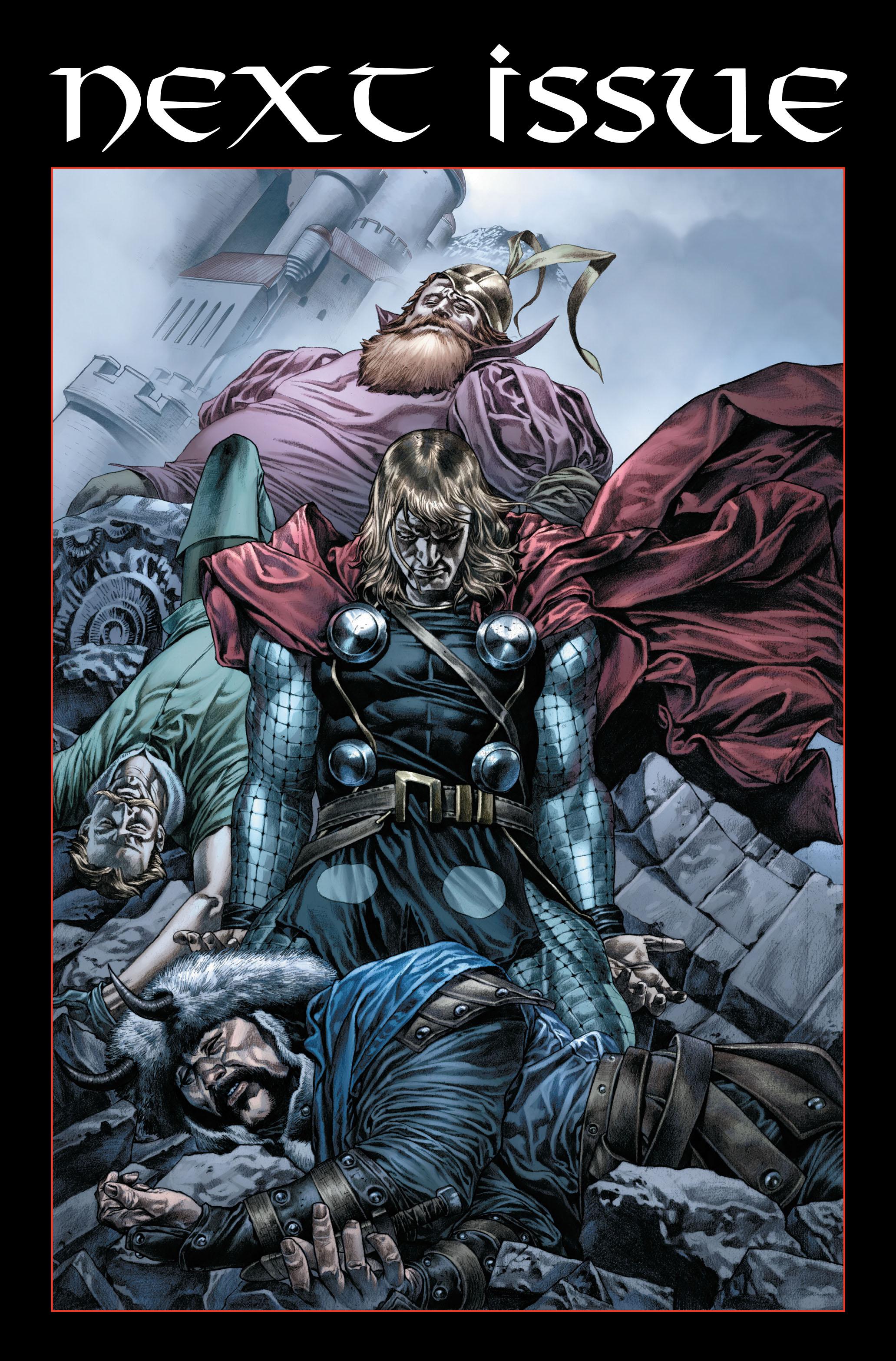 Thor (2007) Issue #607 #20 - English 25