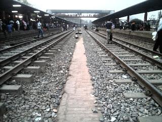 Railway time dhaka