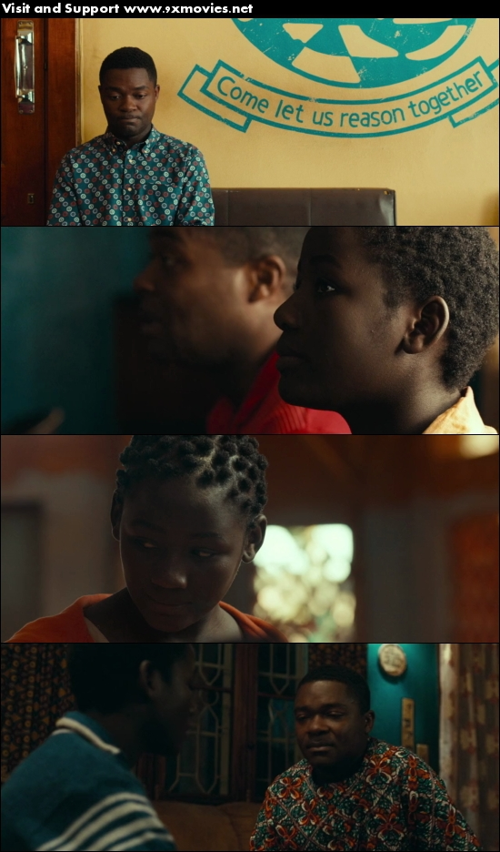 Queen of Katwe 2016 English 720p BRRip