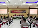 Tracer Covid-19 : 50 Orang Personel Gabungan Polda Banten Ikuti Pelatihan