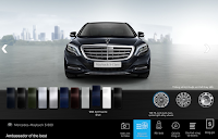Mercedes Maybach S600 2015 màu Xanh Anthracite 998