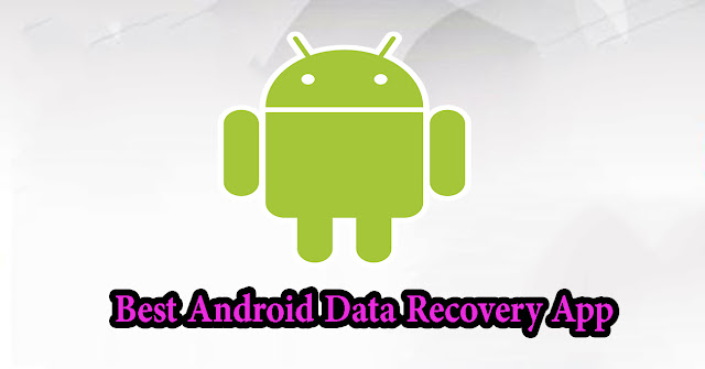android data recovery without root free