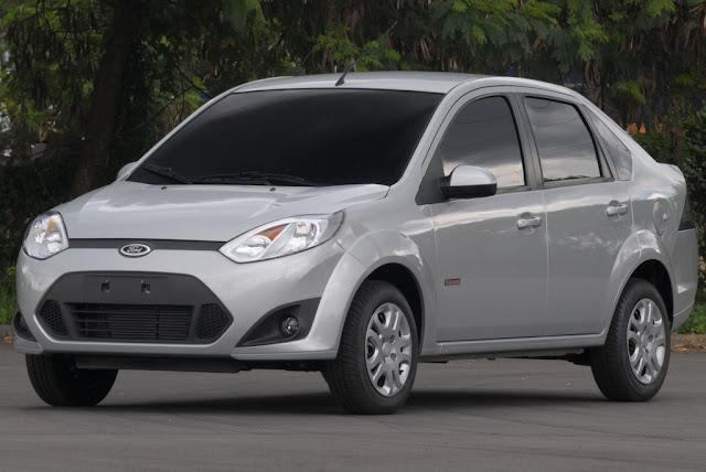 Novo Ford Fiesta >> Fiesta Rocam 2012 tem preços a partir de R$ 26.900 reais   CAR.BLOG.BR