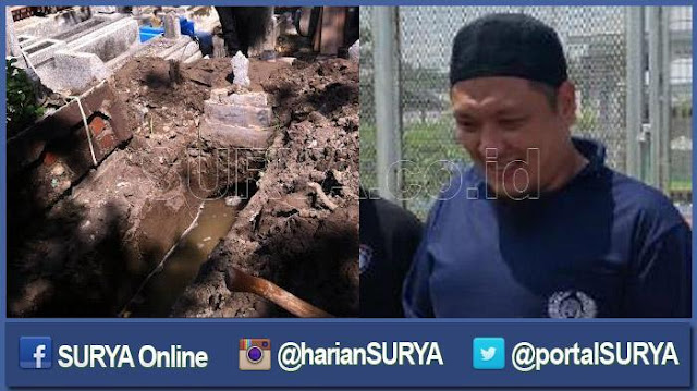 Liang Lahat Freddy Budiman Digenangi Air Setinggi 30 Centimeter