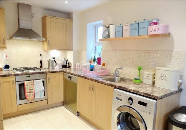 fishbourne buy-to-let kitchen