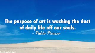 quotes about art dan artinya