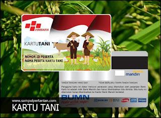 Kartu tani, inovasi alat transaksi modern untuk Petani