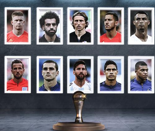 Modric - Ứng viên số 1 cho danh hiệu The Best? 1